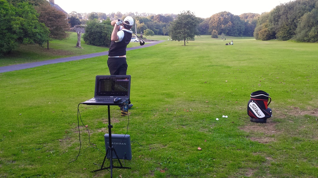 Cork Golf Lessons | Testing Ping Drivers