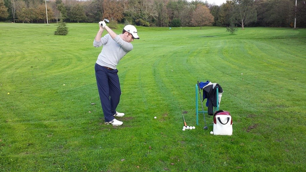Golf Swing Shoulder Turn | Cork Golf Lessons