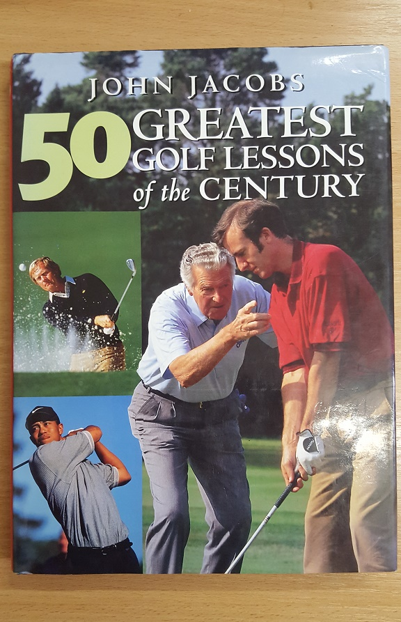 John Jacobs 50 Greatest Golfers