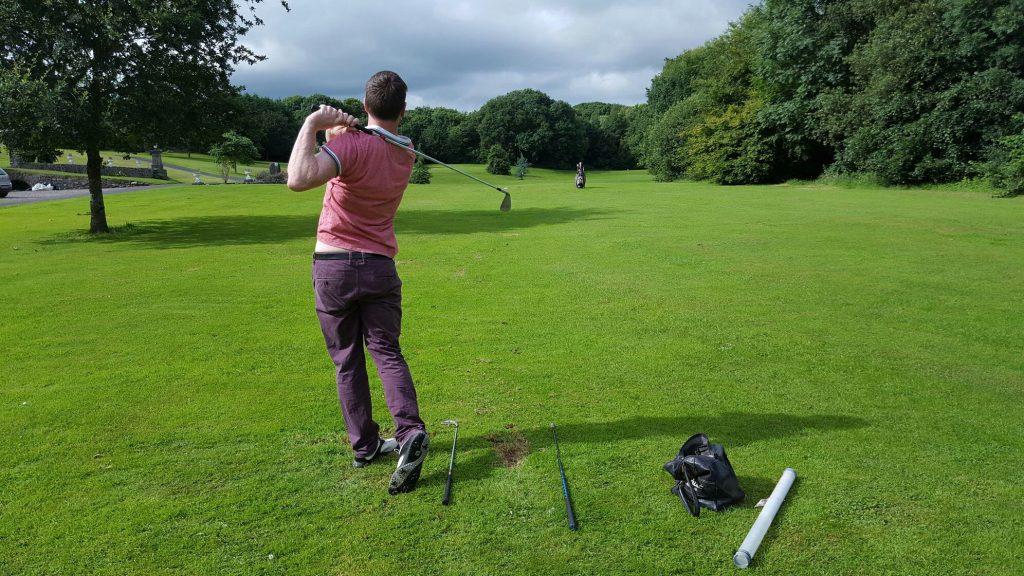 Accurate Golf Practice