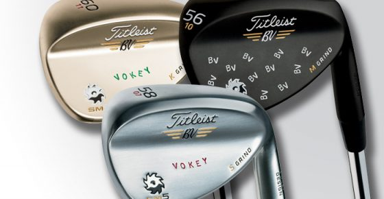 Vokey wedge demo day