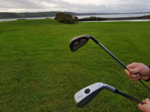 The Ping 2 iron Test