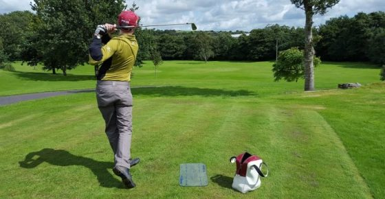 Golf Coaching Cork