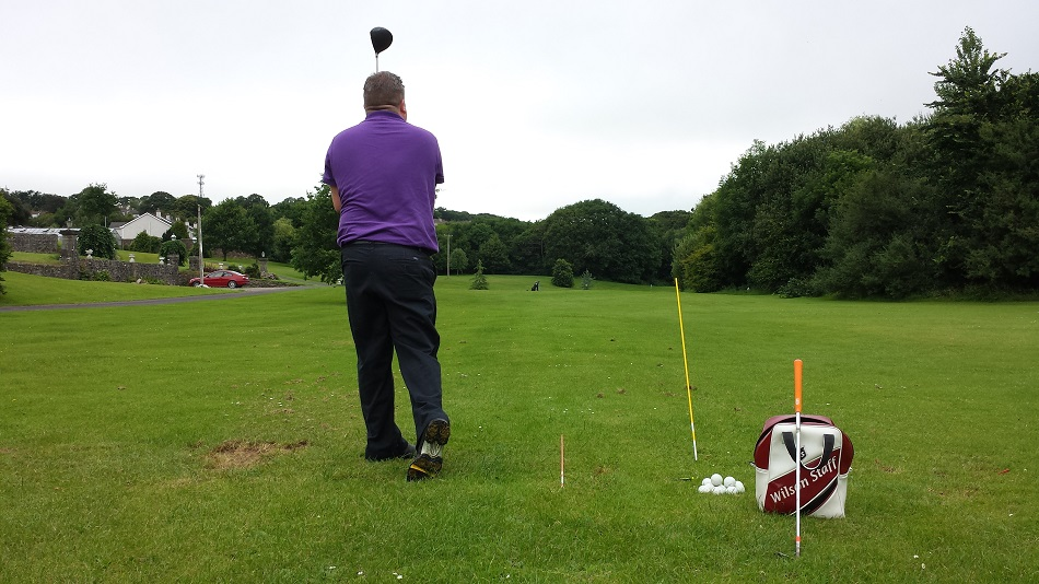 Golf Lessons Cork, Testimonial