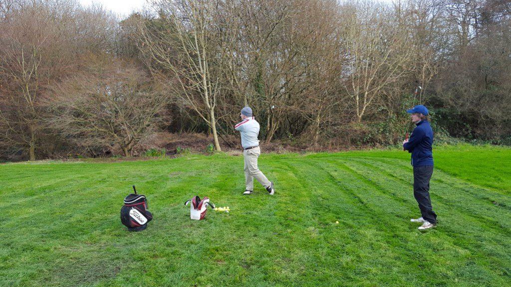 Golf Study