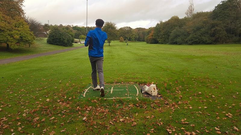 Overcoming nerves Golf Lessons Cork