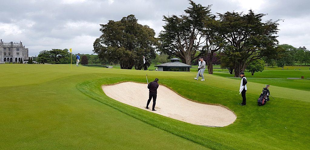 Create Golfing Goals