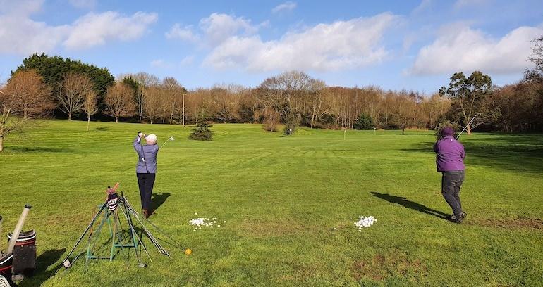 McGuirks Golf Cork IReland, Golf Covid19 Practices