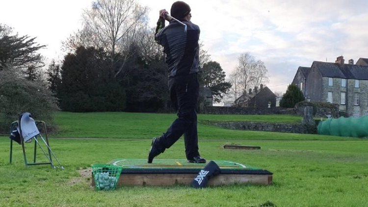 Lockdown Golf Swing Practice   John Dooley PGA   Golf Lessons near me
